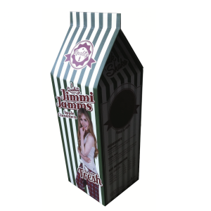 PG53 - Paperboard T-shirt Box