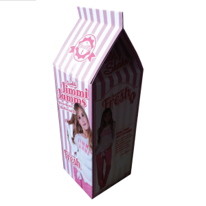 PG54 - Paperboard T-shirt Box