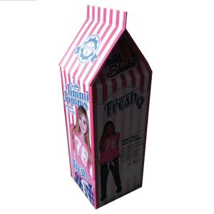 Paperboard T-shirt Box