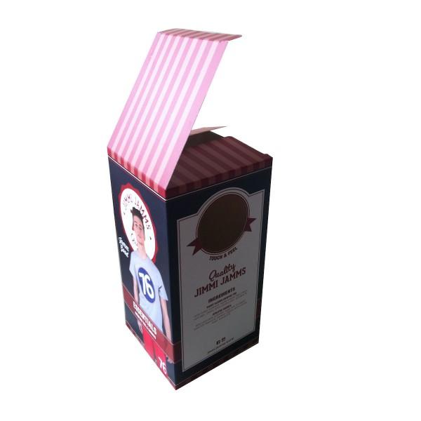 PG58 - Paperboard T-shirt Box