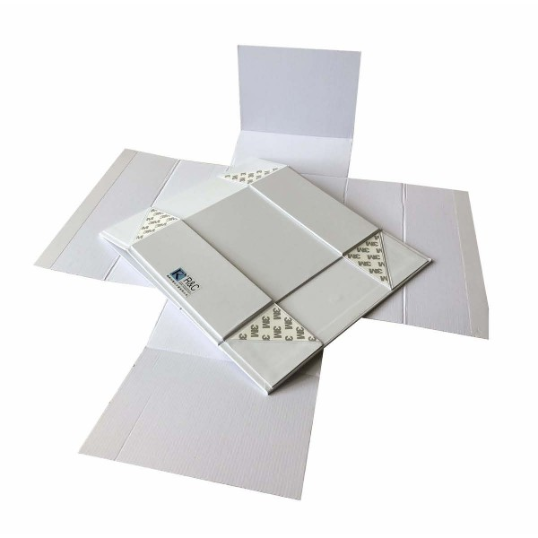 PG72 - Rigid Box With Corrugated Wraps