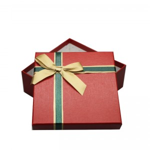 PG14 - Gift Box With Ribbon