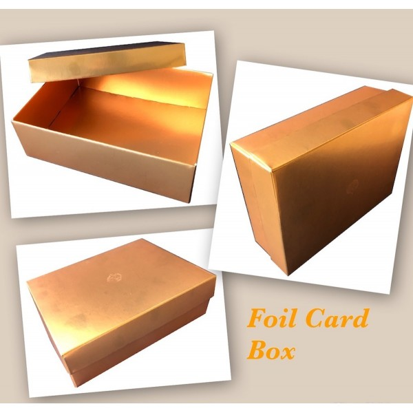 PG89 - Foil Card box
