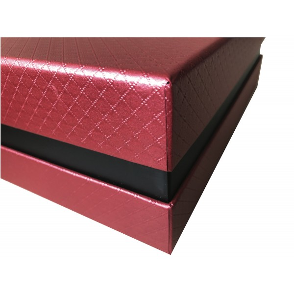 Metallic Paper Gift Box