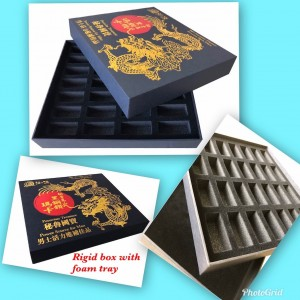 Hot Stamping Rigid Box